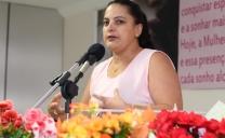 Rosecleia de Castro – Fala sobre Atividade Março Mulher