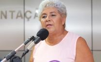 Neuza Barbosa – Diretora da FETIASP fala sobre evento Março Mulher 2017.