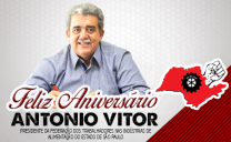 Parabéns Antonio Vitor