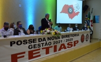 CERIMÔNIA DE POSSE FETIASP 2021