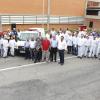 Entrega de uma Ambulância na Fábrica de Chocolate da Nestlé – Unidade Caçapava-SP