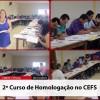 2º Curso de Homologação – CEFS