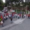 Fetiasp realiza ato em repúdio à morte de dois trabalhadores na fábrica da Heineken em Jacareí