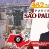 Feliz Aniversário São Paulo