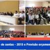 Assembleia de Prestação de Contas 2015 e Previsão Orçamentária 2017