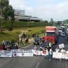 Manifestação contra a BRF tem bloqueio de rodovia em São Paulo