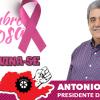 Fetiasp participa da Campanha Outubro Rosa