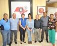 Fetiasp recebe a visita de Jacqueline Baroncini – UITA