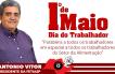 1º DE MAIO – DIA DO TRABALHADOR