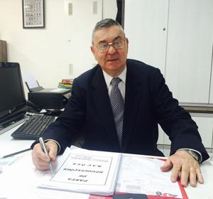 Jurídico Nome: Dr. Nelson Ramal: 225 Email: juridico@fetiasp.com.br
